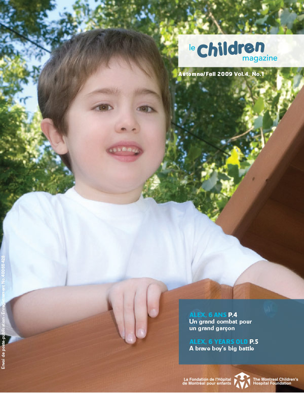 Le Children publication cover