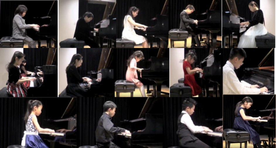 Lambda Student Benefit Concert in Collaboration with Piano Vertu for Montreal Children Hospital