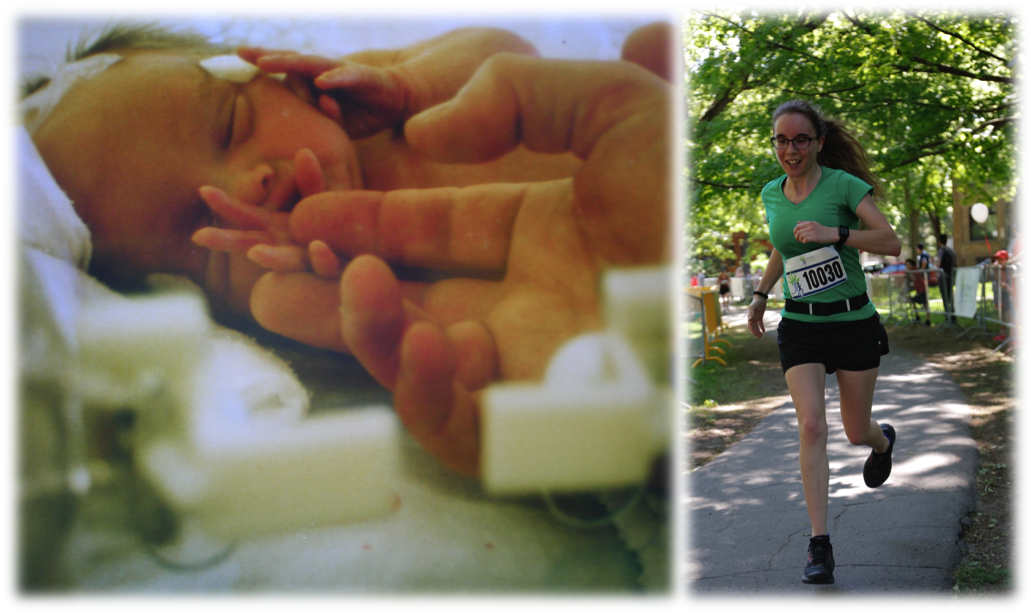 Half-Marathon for the Canadian Cerebral Palsy Registry - Lena Faust